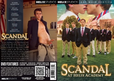 [HELIX STUDIO] SCANDAL AT HELIX ACADEMY (2014)