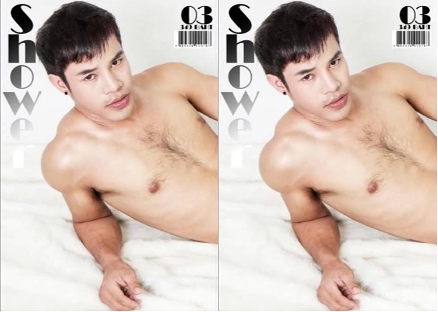 [THAI] SHOWER MAGAZINE VOL.03 AUGUST 2014