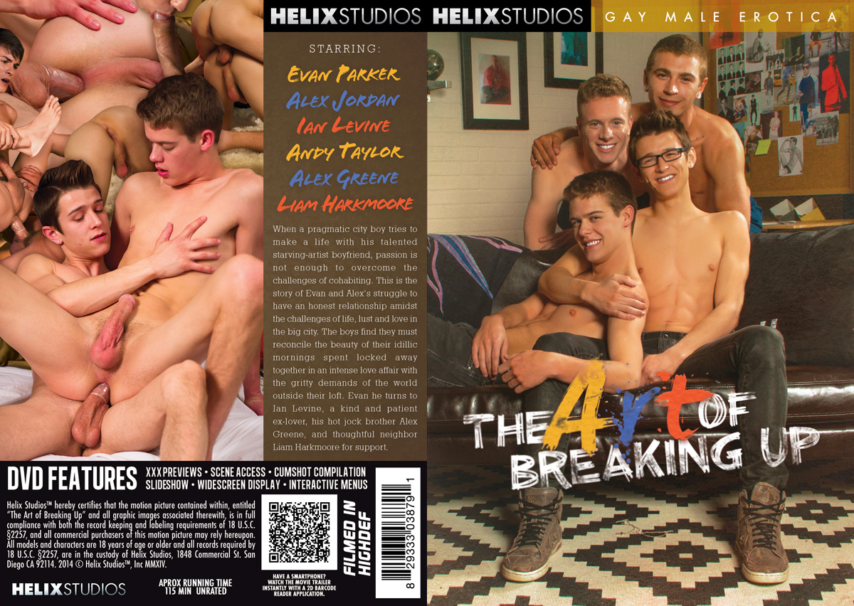 [HELIX STUDIO] THE ART OF BREAKING UP (2014)