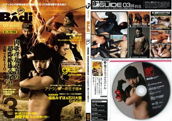 [BADI] DISC BADI 2011-03