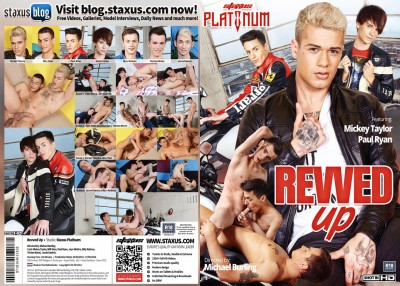 [STAXUS PLATINUM] REVVED UP (2014)