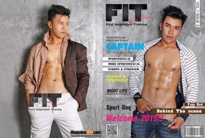 [THAI] FIT MAGAZINE 02 DECEMBER 2014: CAPTAIN