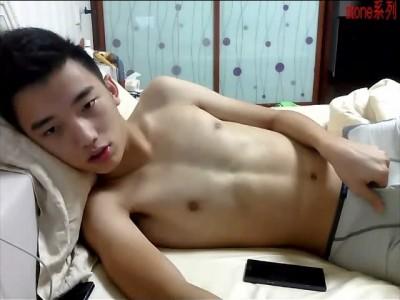 [STONE] CHINESE YOUNG BOY WANK