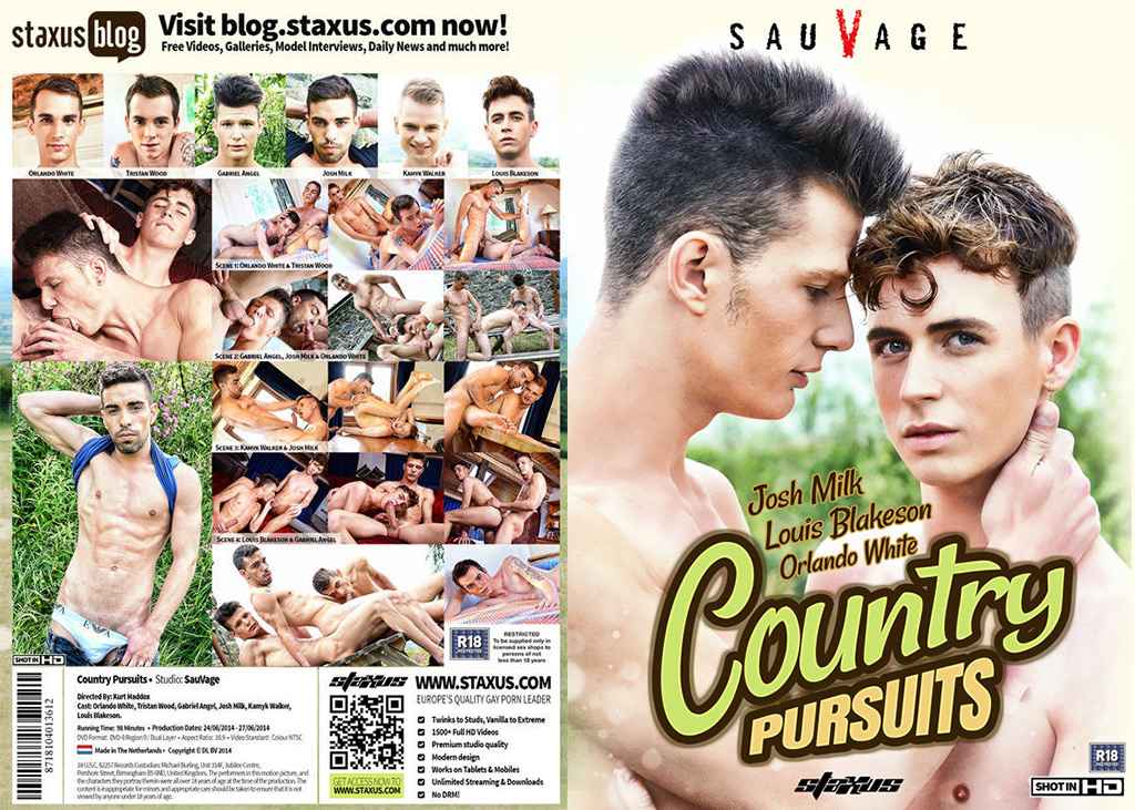 [STAXUS SAUVAGE] COUNTRY PURSUITS [HD720p]