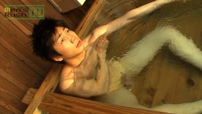 [MEN'S RUSH] MR-ON425 – ヤりまくり男子のメインモデルがお風呂でオナニー☆