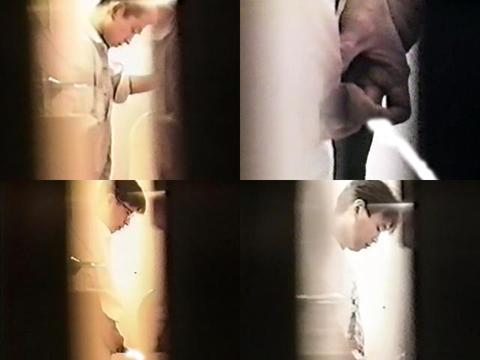 [MISSILE-GAYBOY] リーマン&ノンケ若者の公衆かわやを隠し撮り!VOL.4