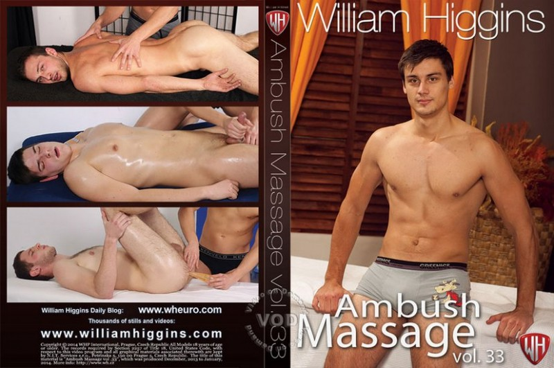 [WILLIAM HIGGINS] AMBUSH MASSAGE VOL.33