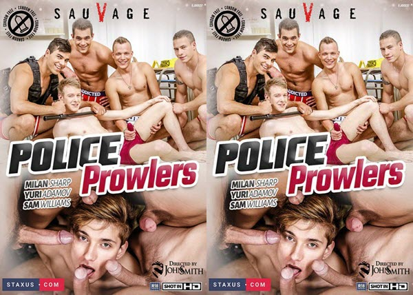 [STAXUS SAUVAGE] POLICE PROWLERS (2015)