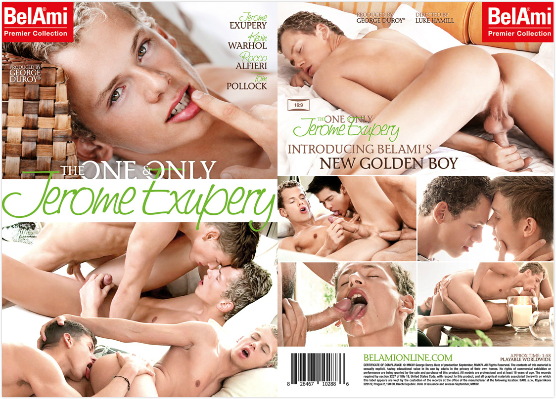 [BelAmi] THE ONE AND ONLY JEROME EXUPERY (2015)