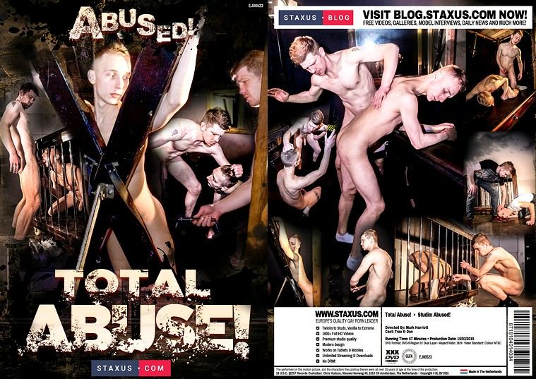[STAXUS] TOTAL ABUSE! [HD1080p] (2015)