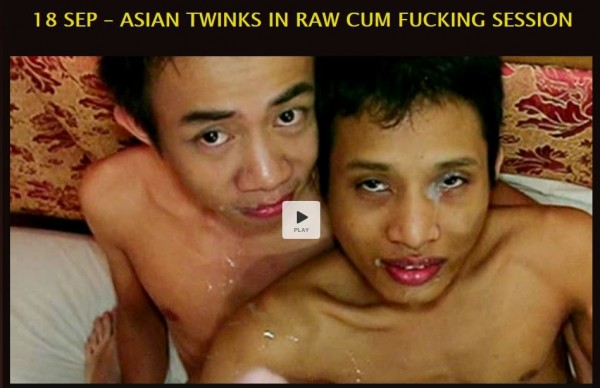 [PRIVATEBOY] ASIAN TWINKS IN RAW CUM FUCKING SESSION