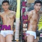 [THAI] KFM SPECIAL 37 DECEMBER 2015 – HOT BEST MAN OF THE YEAR 2015
