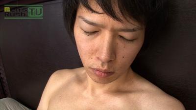 [MEN'S RUSH] MR-ON589 – 爽やかノンケ君のチ○コ扱いてイカしちゃえ!