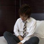 [MEN'S RUSH] MR-ON583 – 激カワジャニ系少年登場!初めての制服オナニー~☆