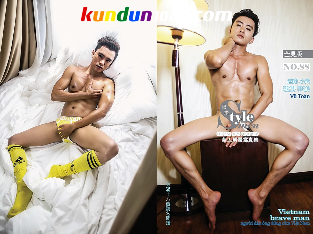 [PHOTO SET] STYLE MEN 88 – VU TOAN – VIETNAM BRAVE MAN