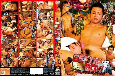 [PRISM] SET UP – BOY IN HEAT! (SET UP 発情 BOY!)