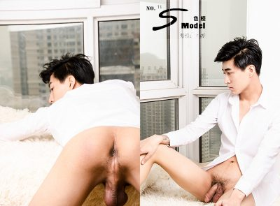 [PHOTO SET] S MAN MODEL NO.11
