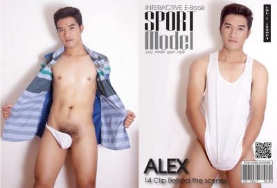 [THAI] SPORT MODEL VOL.1 ISSUE 4 – ALEX