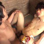 [MEN'S RUSH] MR-KR951 – あどけなさの残る18歳金髪ボーイがシャワールームで生堀りされ泣き喘ぐ♪
