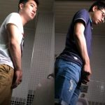 [CHINESE] CHINESE MEN'S TOILET SPY CAM PART.2 [HD720p]