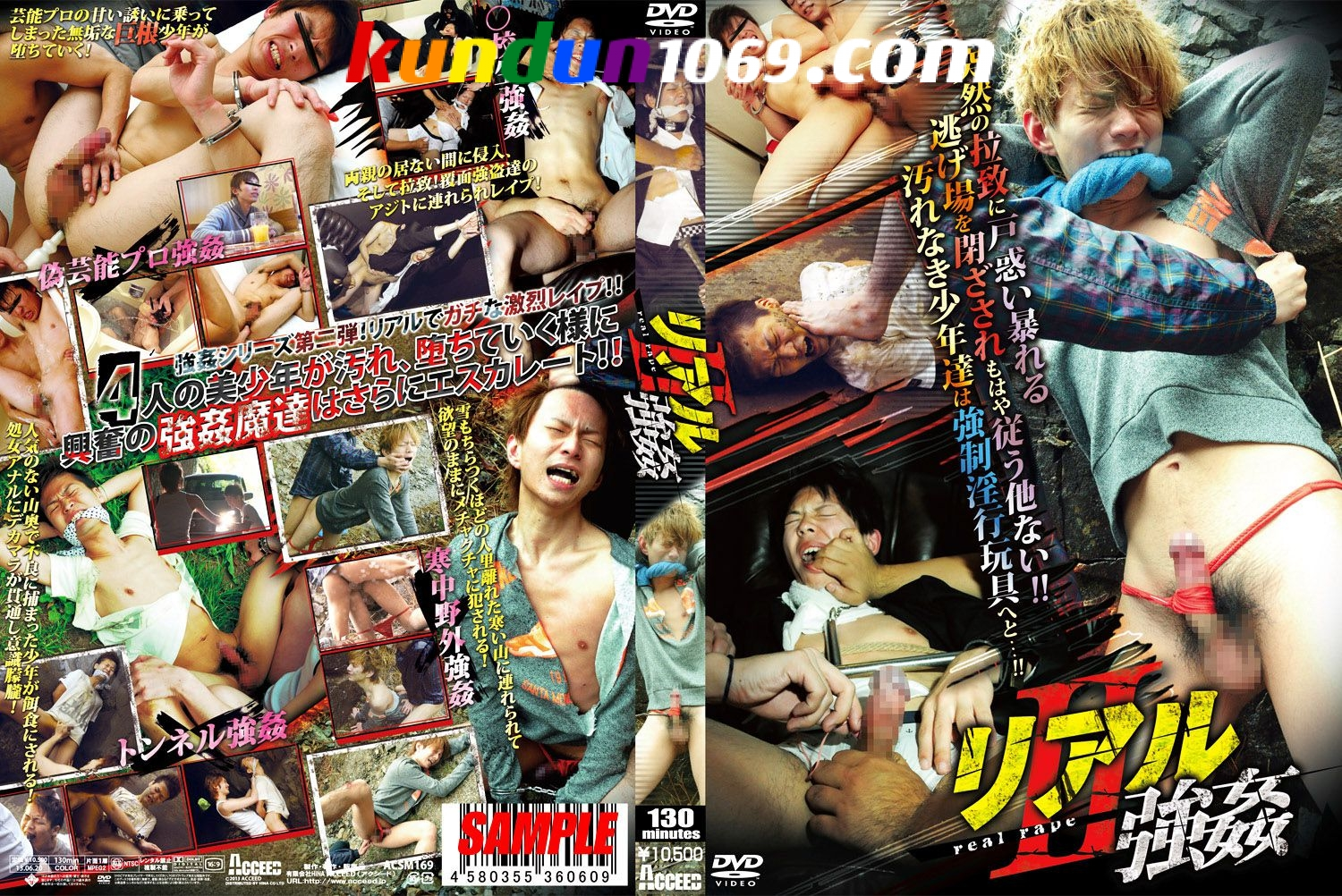 [ACCEED] REAL RAPE 2 (リアル強姦 II) [HD720p]