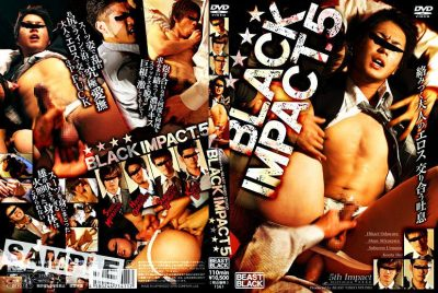 [KO BEAST BLACK] BLACK IMPACT 5
