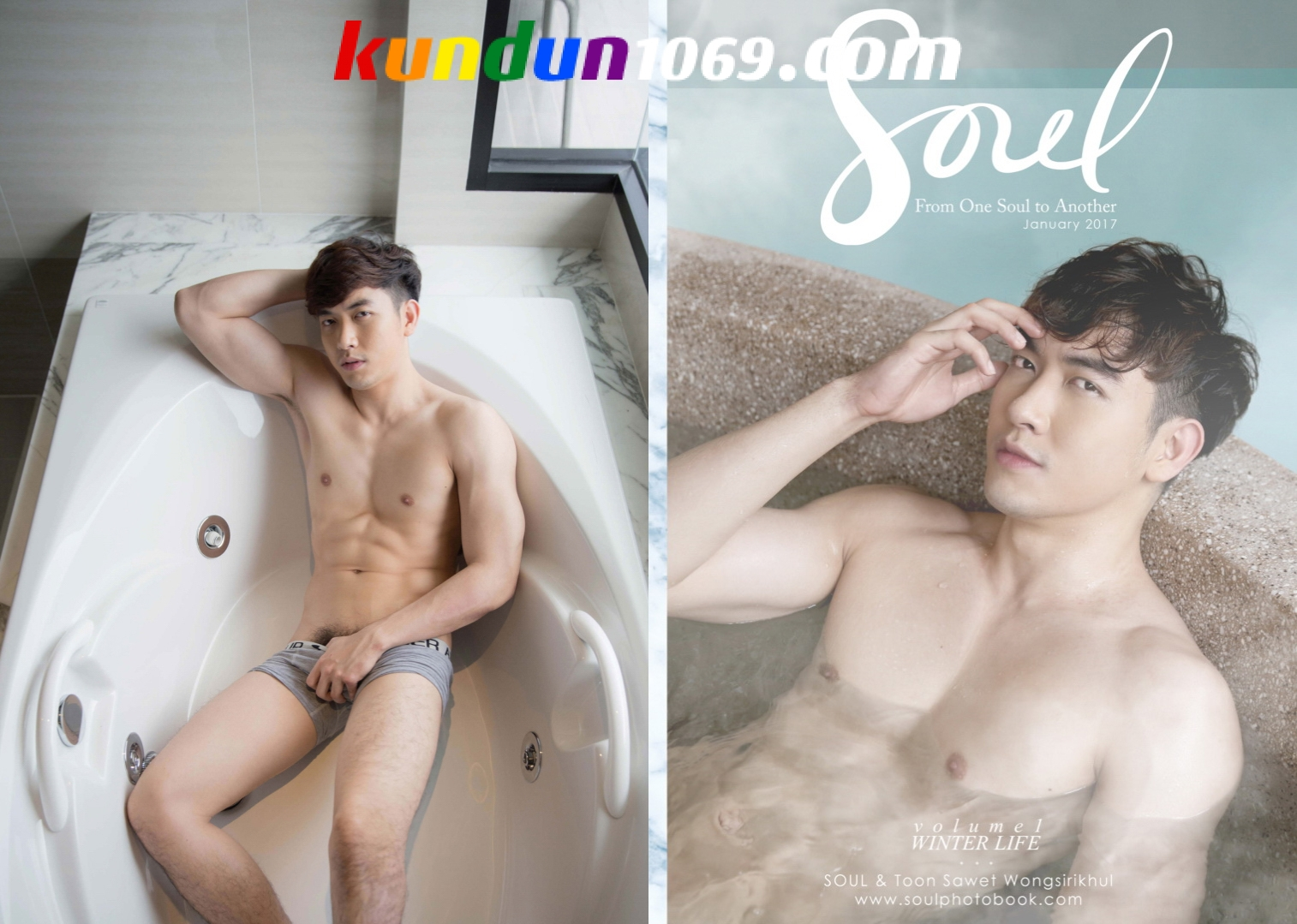 [PHOTO SET] SOUL ISSUE 1 – TOON SAWET WONGSIRSKHUL