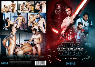 [MEN] STAR WARS – THE GAY FORCE AWAKENS (2017)