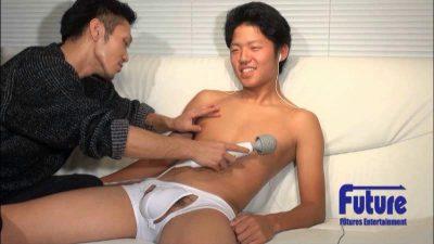 [FUTURE BOY] YC1003038 – ムッツリ、ドM!!経験浅めな超ピュア素朴系男子がまさかの豹変・・超淫乱大量発射を初披露!