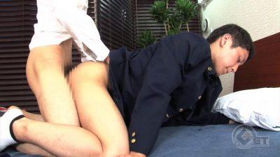 [MEN'S RUSH] GT-1021 – 正統派ハンサム青年が学ランに!部活後に友人の部屋で禁断マッサージ♂