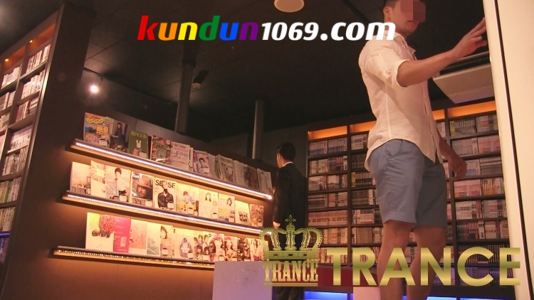 [HUNK-CH TRANCE] TR-NC003 – 激撮!!ネットカフェ24時 PART.3 [HD720p]