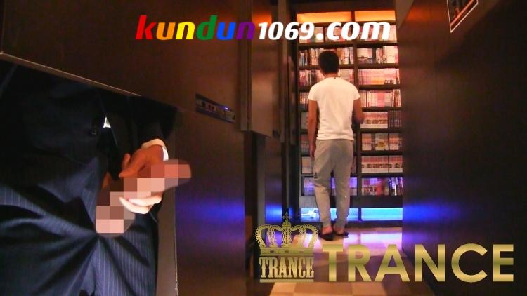 [HUNK-CH TRANCE] TR-NC004 – 激撮!!ネットカフェ24時 PART.4 [HD720p]