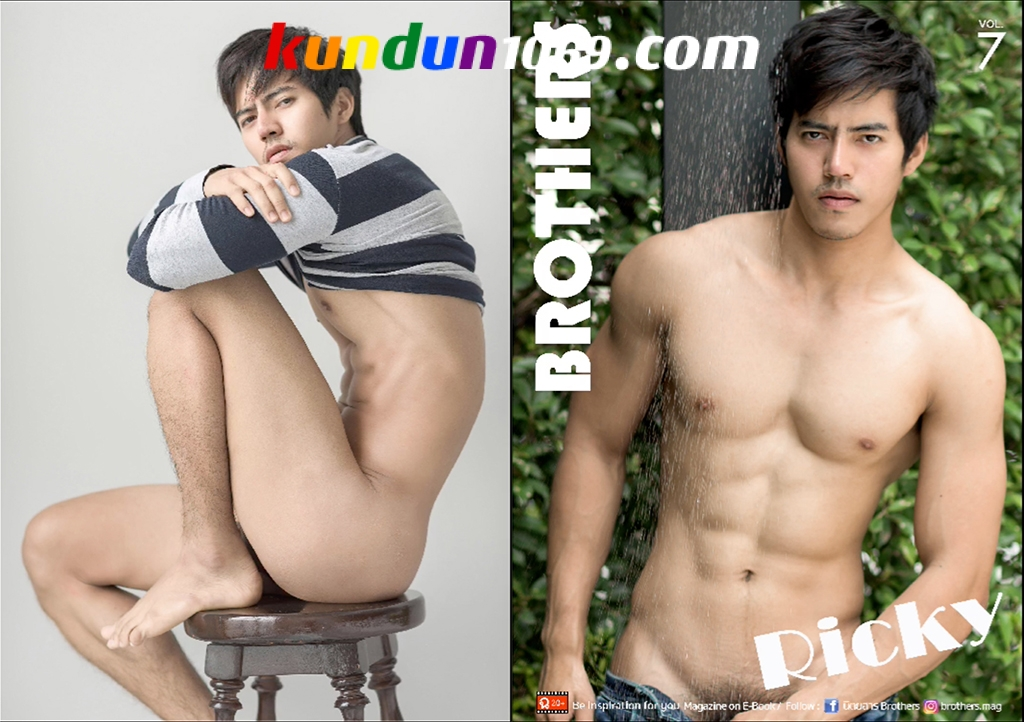 [PHOTO SET] BROTHERS VOL.7 – RICKY