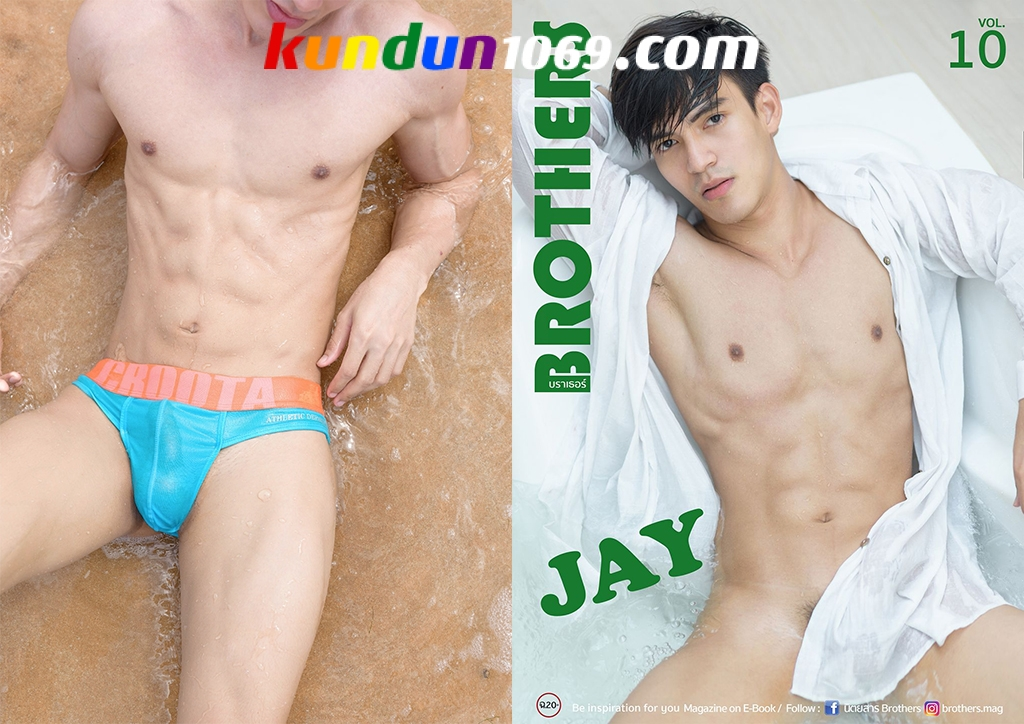 [PHOTO SET] BROTHERS VOL.10 – JAY