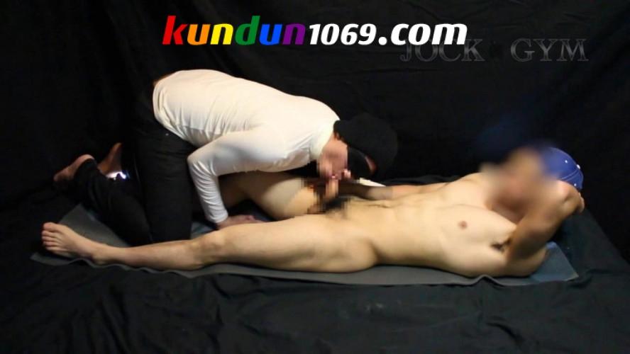 [MEN'S RUSH] RJM-013 – WORKOUT 5 /日々練習に没頭する童◯男前硬派選手(アングルA)