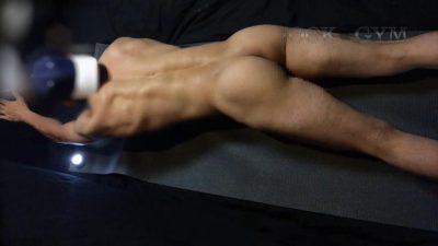 [MEN'S RUSH] RJM-014 – WORKOUT 5 /日々練習に没頭する童◯男前硬派選手(アングルB)