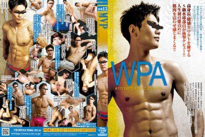 [COAT] MVP #013 「WPA -WATER POLO ATHLETE-」