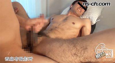 [HUNK-CH] NS-413 – 元格闘系アスリートを生掘り!!敏感すぎる身体を差し出す!!
