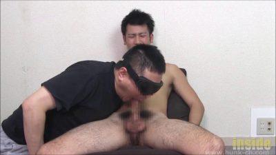 [HUNK-CH] INS-0295 – 爽やか青年がハリガタでケツの穴がパックリ!!ゴーグルマンに好きなように遊ばれる。