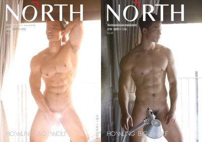 [PHOTO SET] NORTH 05 – HOWLING BIG WOLF