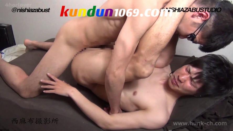 [HUNK-CH] NS-114 – 専属ノンケ穴マ◯コ男子