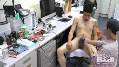 [HUNK-CH] BADI-0031 – 名目は性感帯チェック