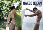 [PHOTO SET] 謝梓秋男性ヌード写真集「NAKED OSEAN」裸海之旅