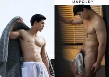 [PHOTO SET] UNFOLD 08 – NUT NUTTAWUT
