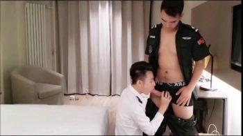 [CHINESE] MALESHOW – 玄兵 ★ 黄中澤 乱交現場