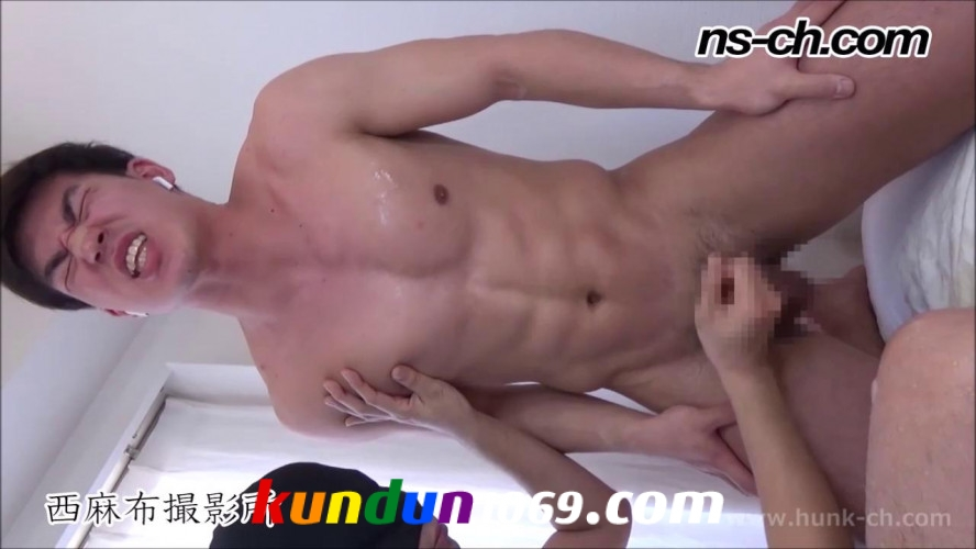 [HUNK-CH] NS-540 – S級筋肉男子が悶えながら滝のごとく潮吹き!!