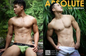 [PHOTO SET] ABSOLUTE 02 – SAM CHEERACOM – RAINMAN