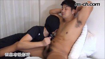 [HUNK-CH] NS-472 – 男経験0の体育会男子たち(175cm85kg22歳)