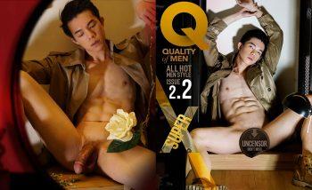 [PHOTO SET] QUALITY OF MEN 2.2 – 扼男 J-SON YAU
