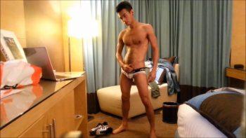 [CHINESE] MALESHOW – NUTT (斗兽场私拍 – 黝黑肌肉鲜肉 NUTT)